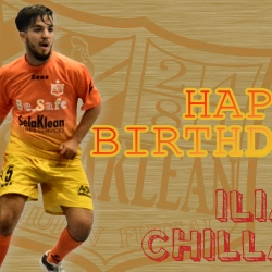 Happy Birthday Ilias !